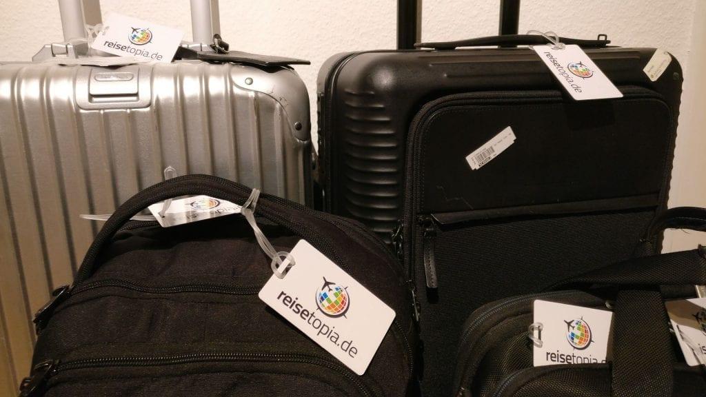 reisetopia Gepäckanhänger