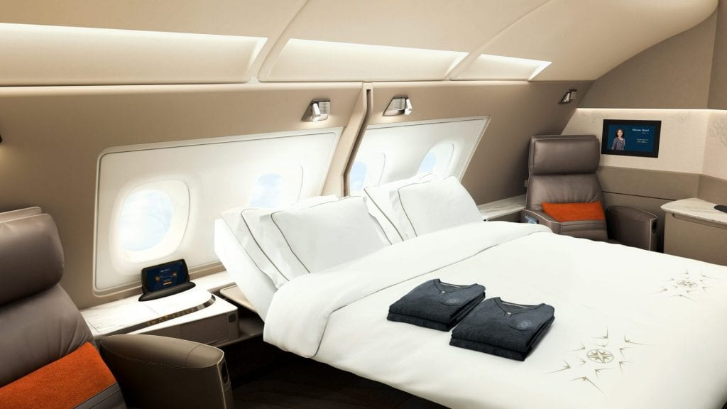 singapore airlines suites class neu a380