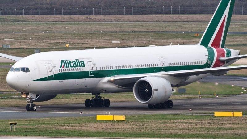 Alitalia Airbus A330