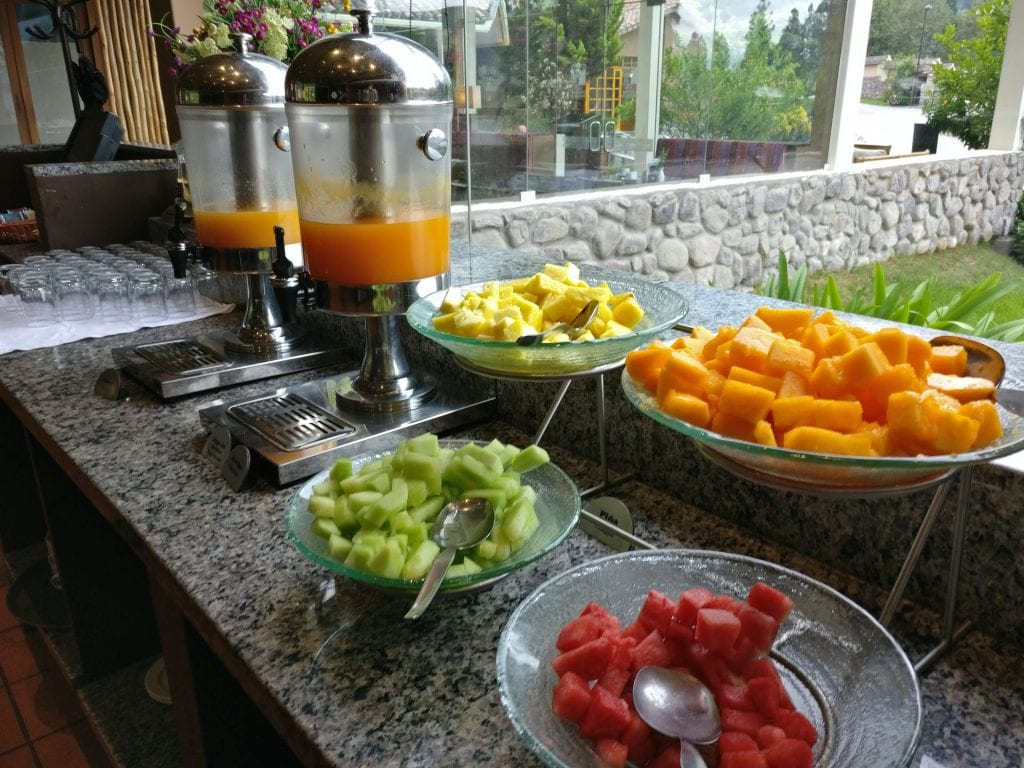 Casa Andina Sacred Valley Breakfast 6