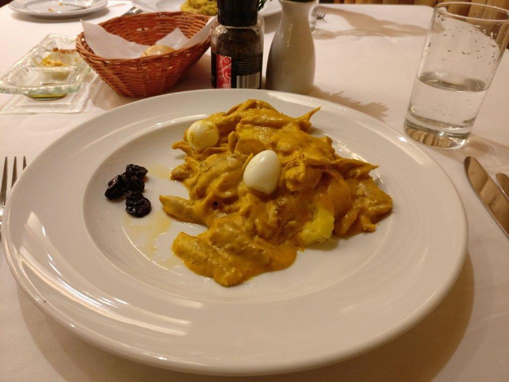 Casa Andina Sacred Valley Dinner 3