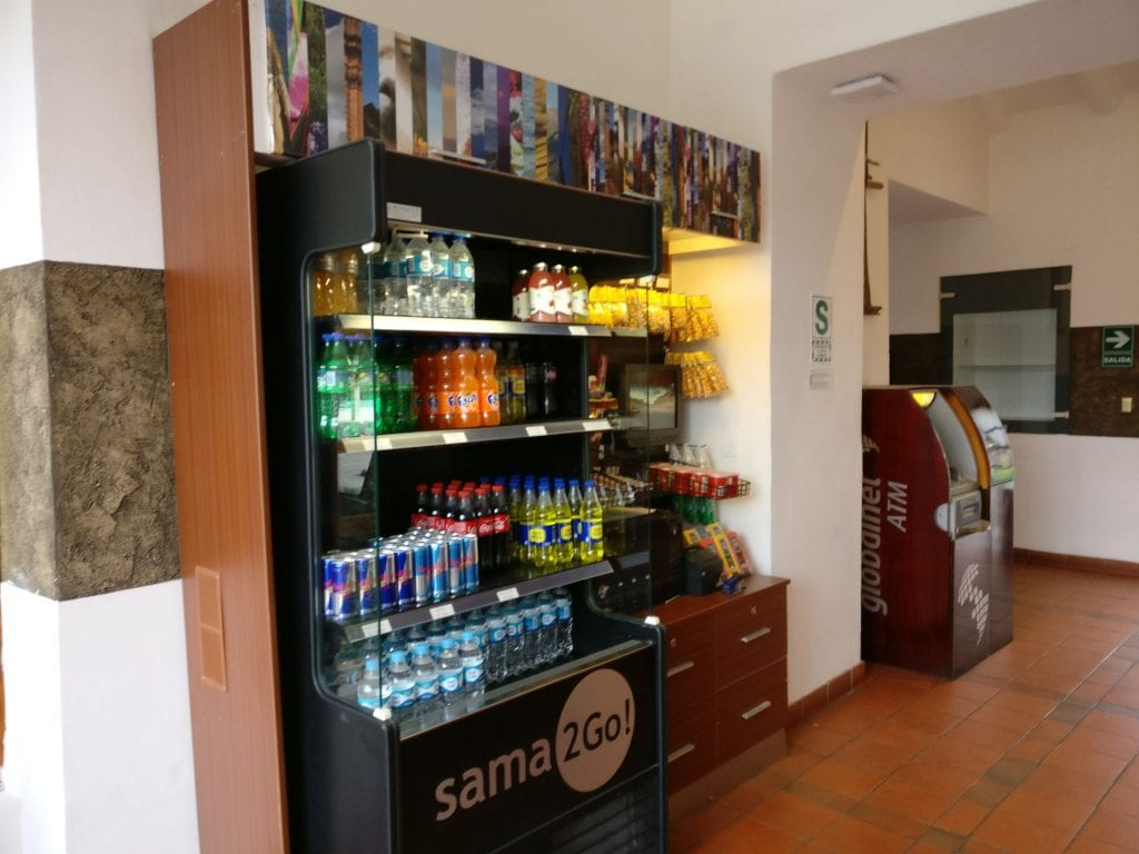 Casa Andina Sacred Valley Snack Shop