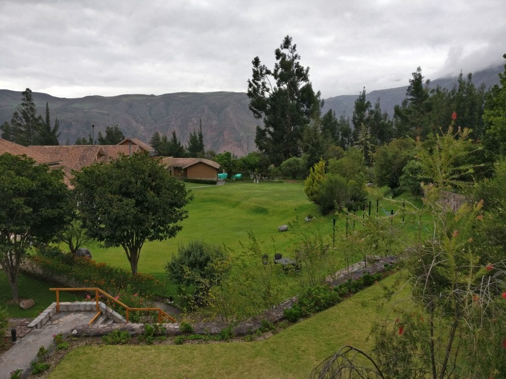 Casa Andina Sacred Valley Suite View