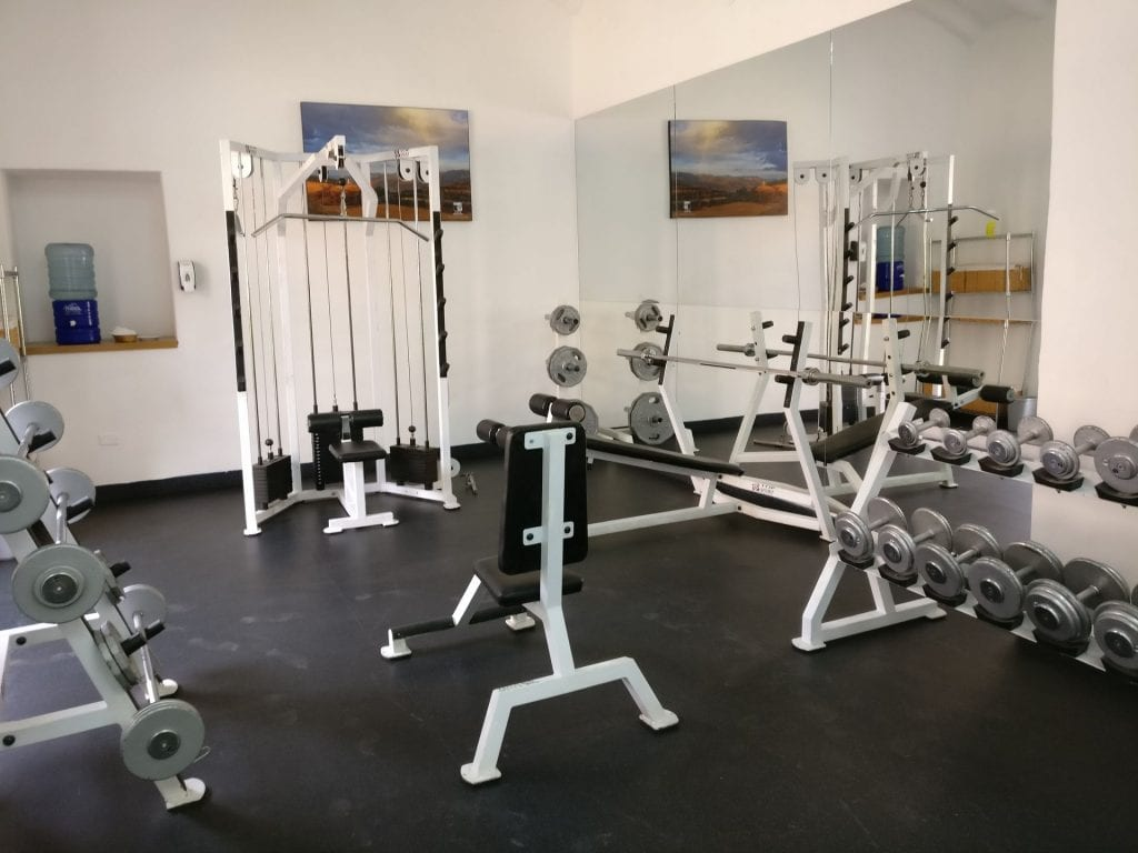 Casa Andina Sacred Vallley Gym 2