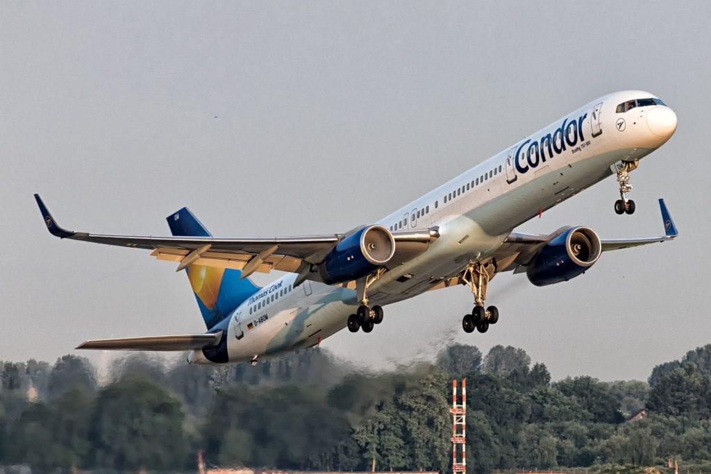 Condor Sitzplatzreservierung