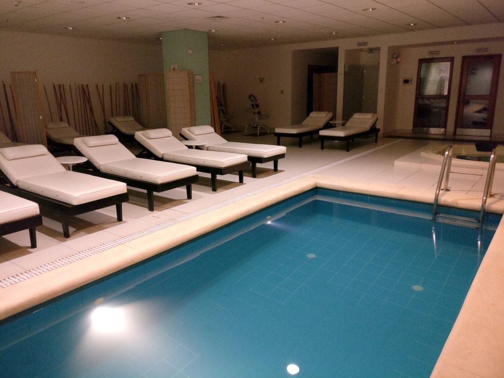 Costa del Sol Wyndham Airport Lima Pool