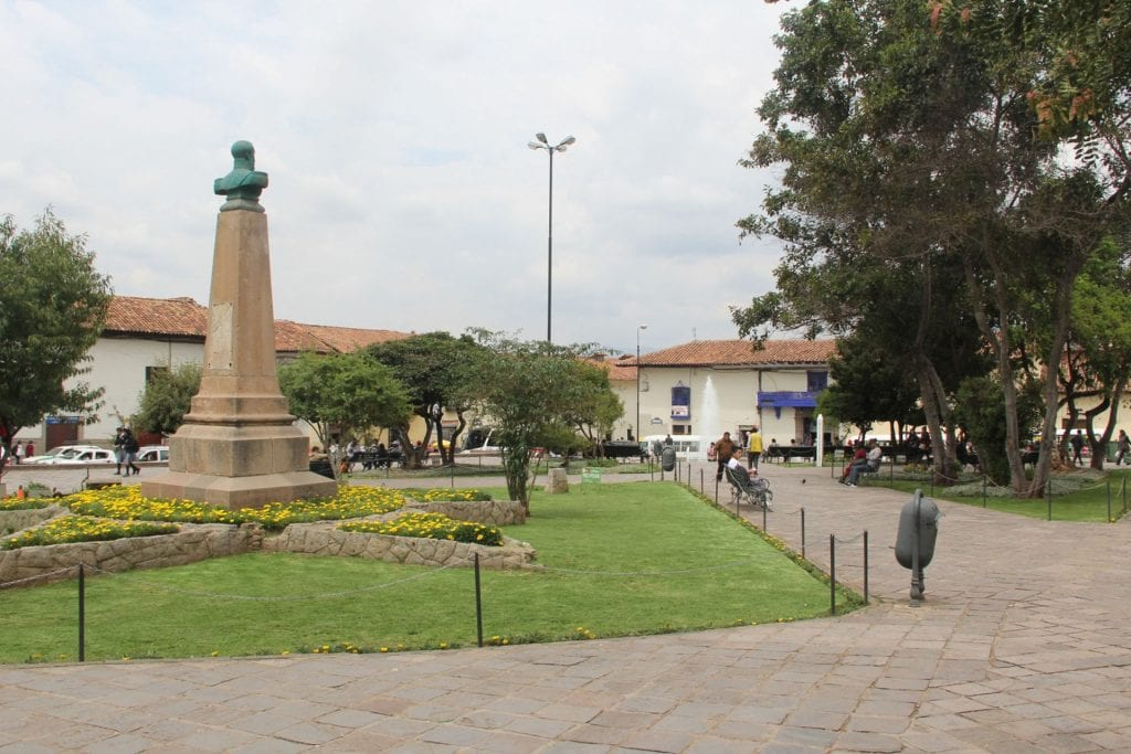Cusco Plaza San Francisco