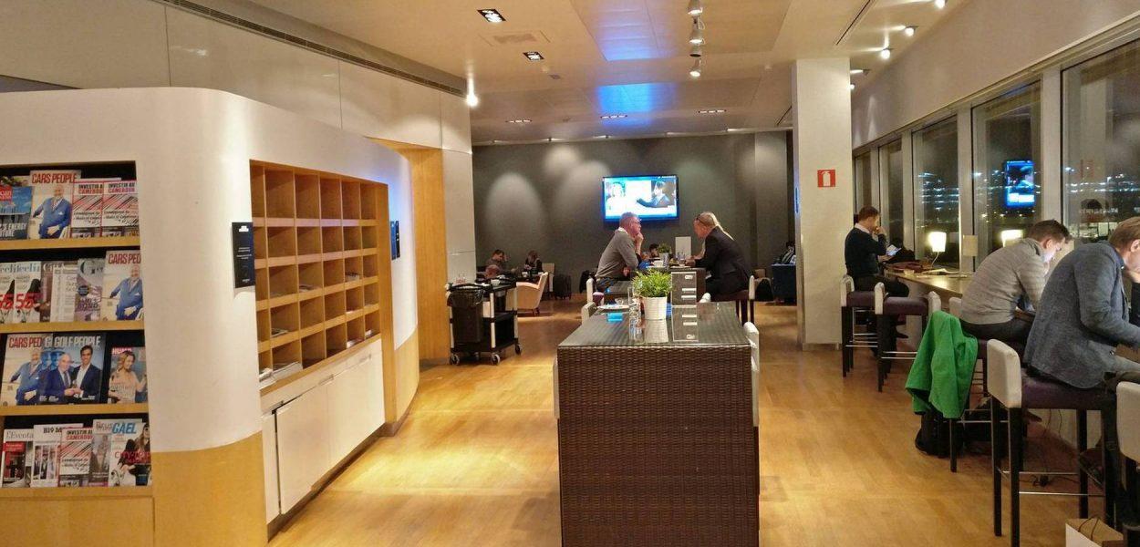 Diamond Lounge Brüssel A Raum Überblick