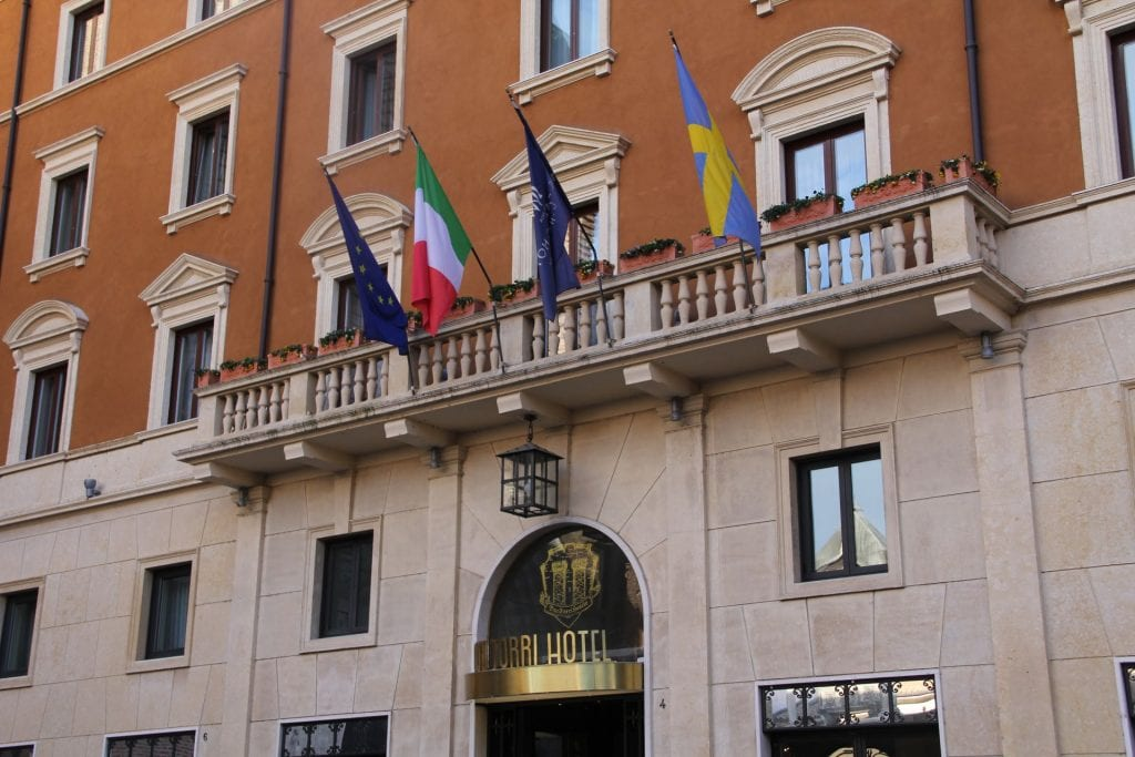 Review due torri hotel verona historisch aber berteuert for Design hotel verona
