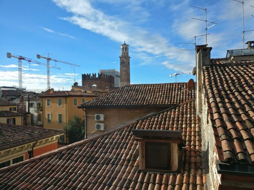 Due Torri Hotel Verona Deluxe Room View