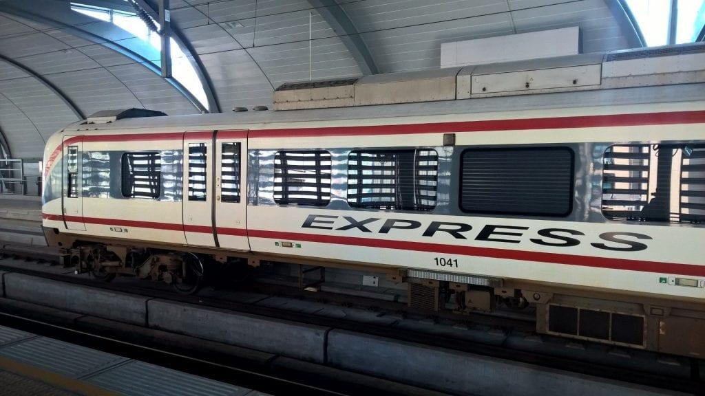 Express Train Bangkok Airport