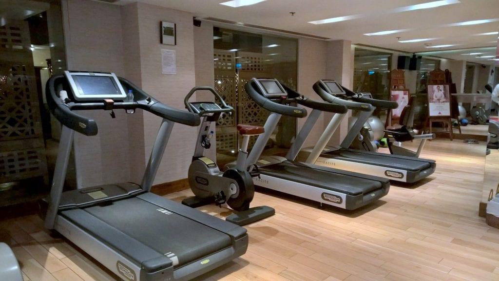 Gym ITC Rajputana Jaipur 2