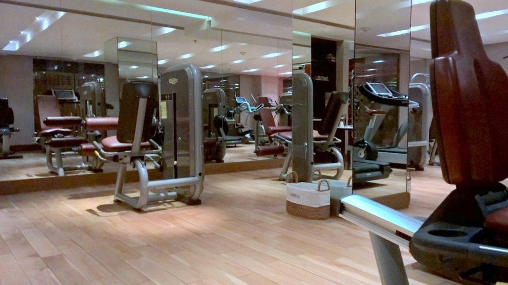Gym ITC Rajputana Jaipur 3