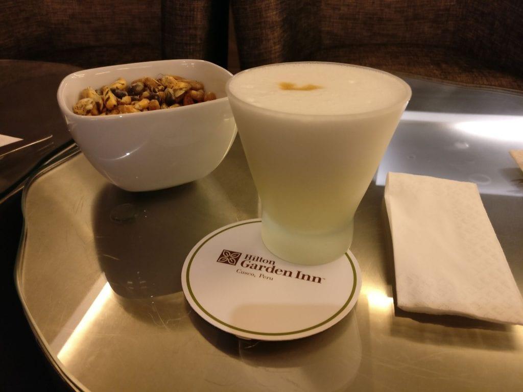 Hilton Garden Inn Cusco Bar