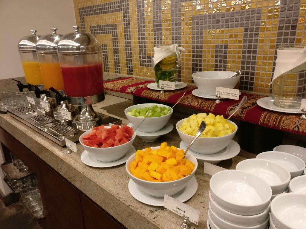 Hilton Garden Inn Cusco Breakfast 2