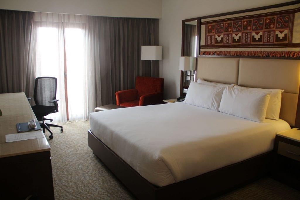 Hilton Garden Inn Cusco Scenic View Room 3