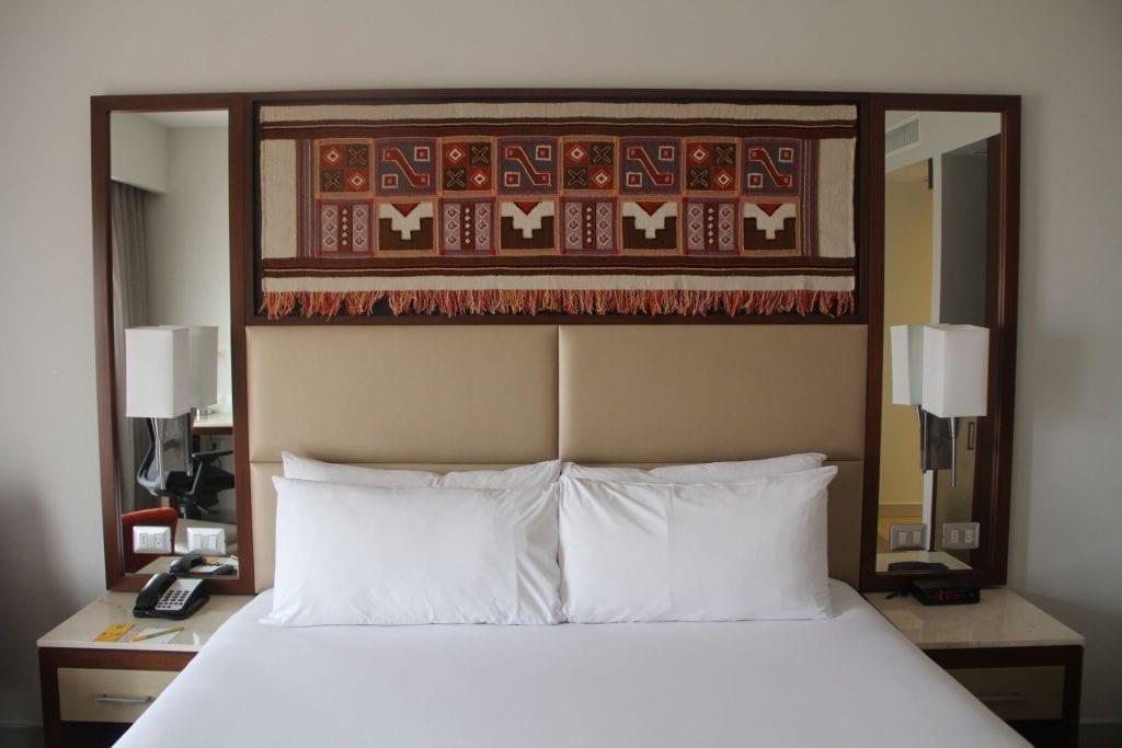 Hilton Garden Inn Cusco Scenic View Room 4