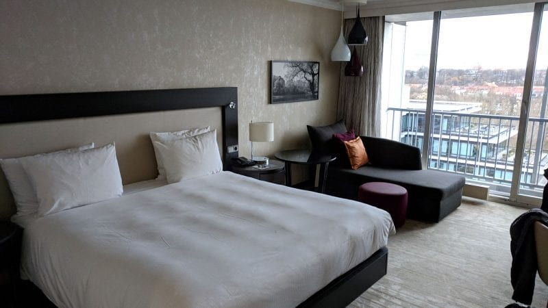 Tchibo Hilton Gutschein für zwei Übernachtungen mit