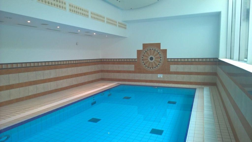 Hilton Munich Park Pool