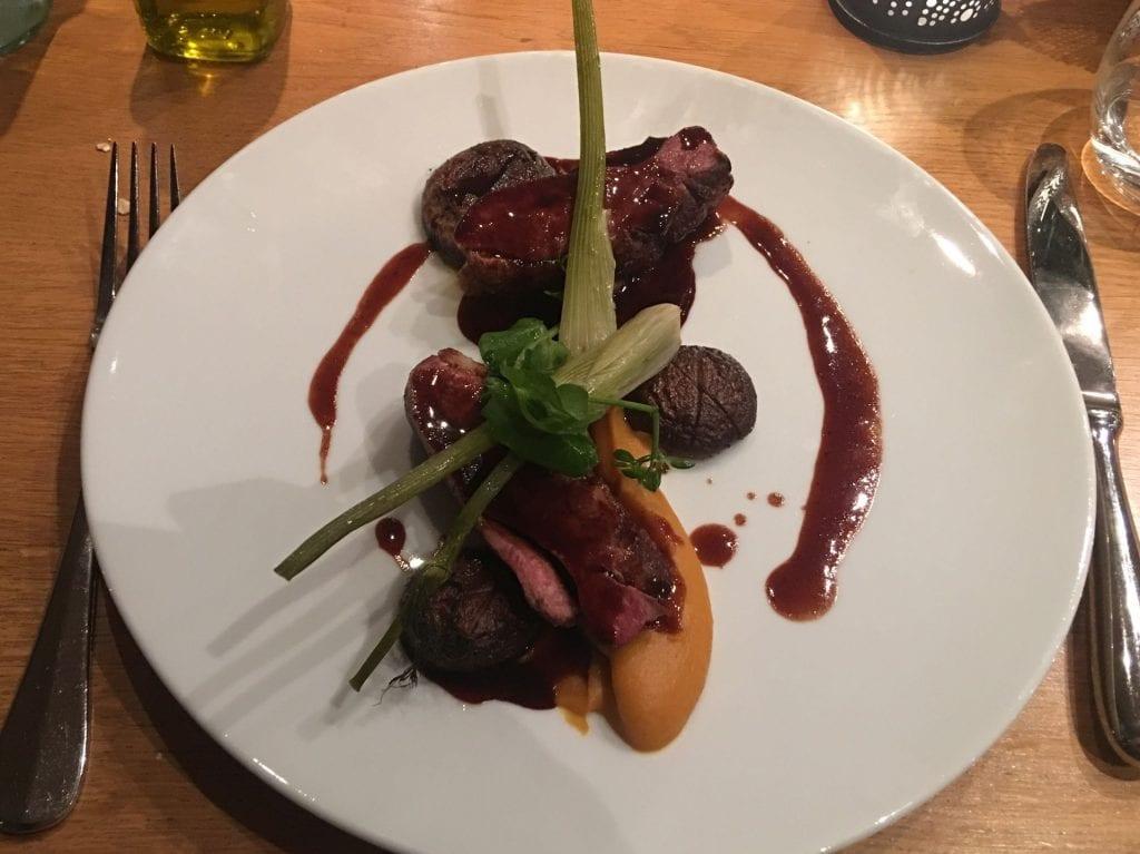 Hilton Royal Parc Soestduinen Abendessen Essen