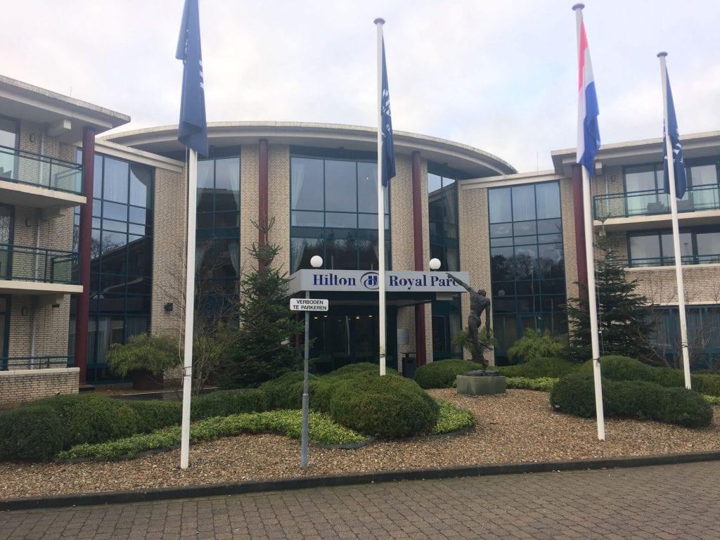 Hilton Royal Parc Soestduinen Eingang