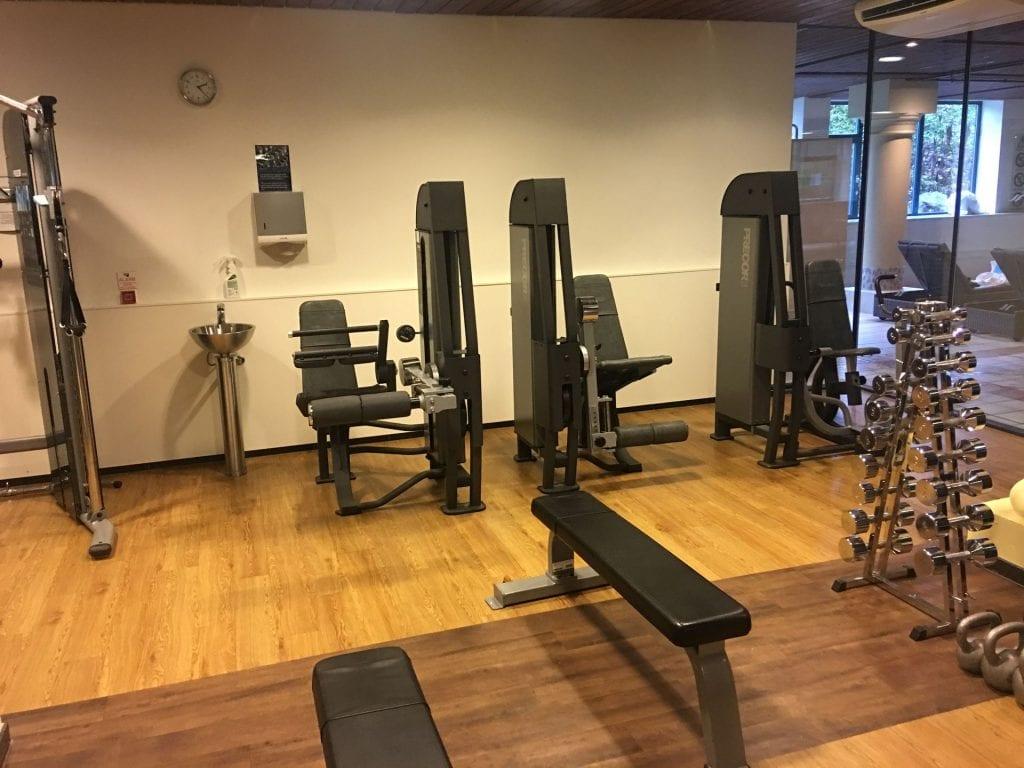 Hilton Royal Parc Soestduinen Fitness Raum