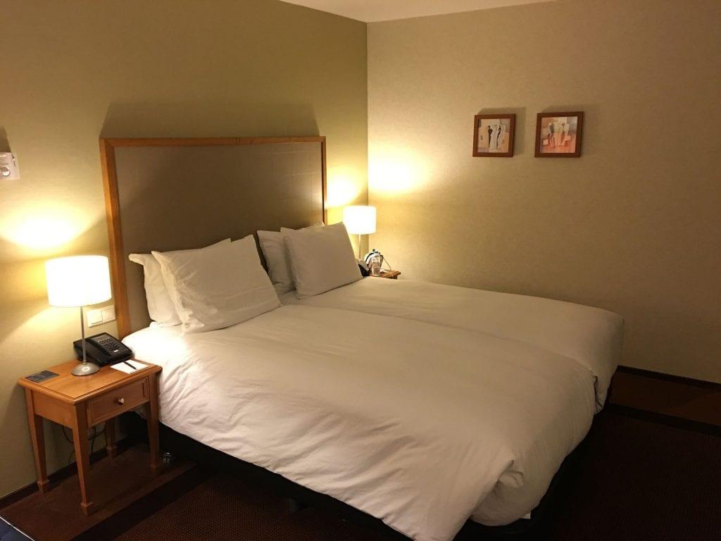 Hilton Royal Parc Soestduinen Zimmer Bett