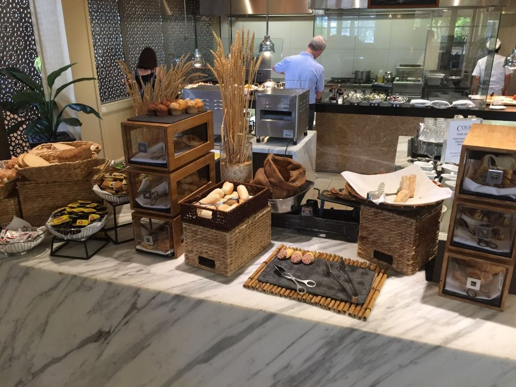 Intercontinental Sanctuary Cove Frühstücksbuffet 2