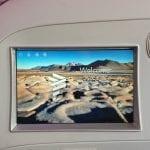 LATAM Business Class Boeing 787 Entertainment