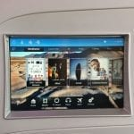 LATAM Business Class Boeing 787 Entertainment 3