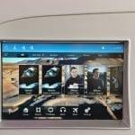 LATAM Business Class Boeing 787 Entertainment 4