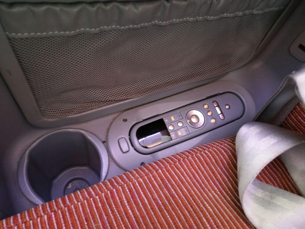 LATAM Business Class Boeing 787 Seat 8