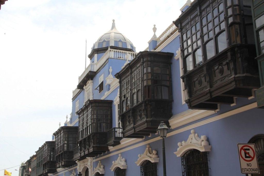 Lima Casa Osambela
