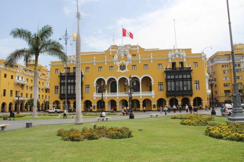 Municipal Palace Lima