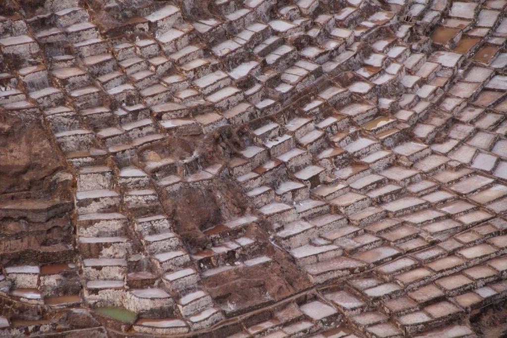 Salzminen Maras Sacred Valley