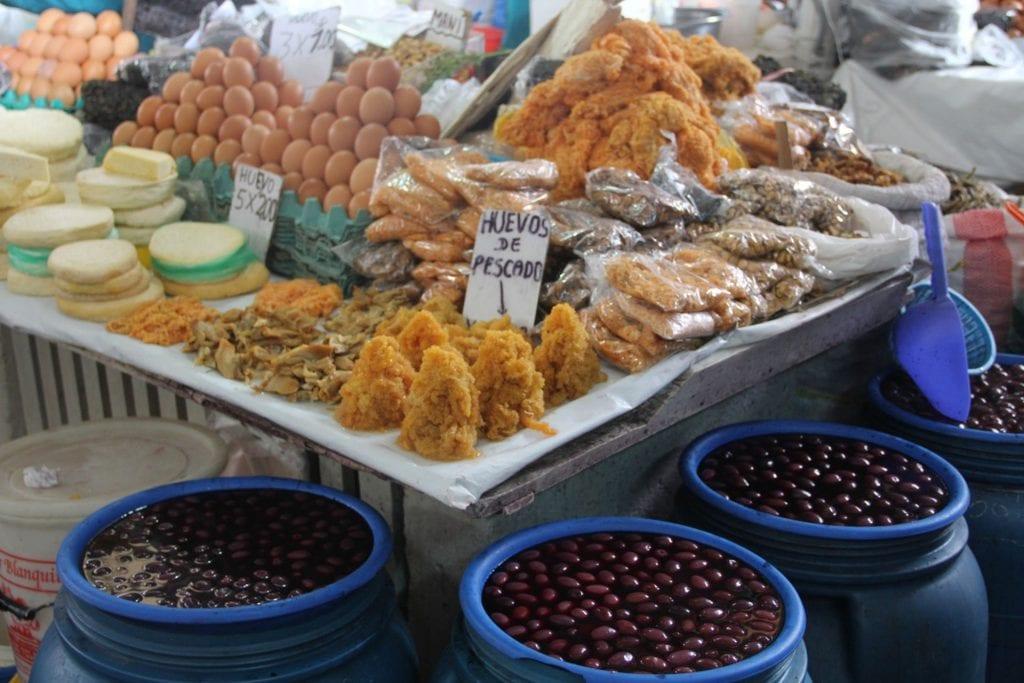 San Pedro Market Cusco 2