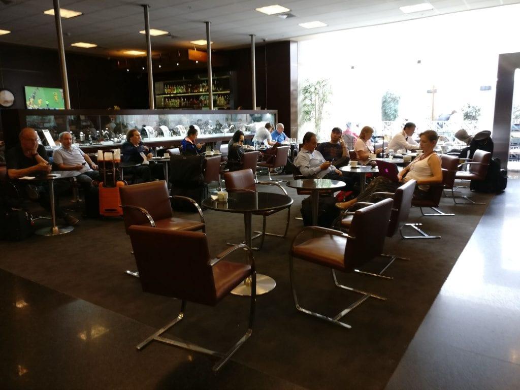 Sumaq VIP Lounge Lima Seating 2