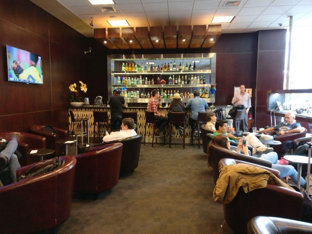 Sumaq VIP Lounge Lima Seating 4