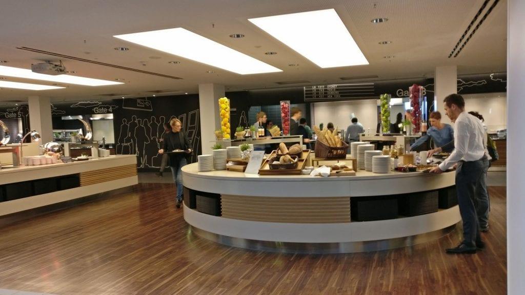 Tagungshotel Lufthansa Seeheim Essen Buffet