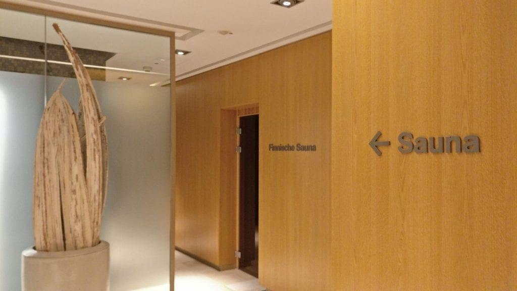 Tagungshotel Lufthansa Seeheim Sauna