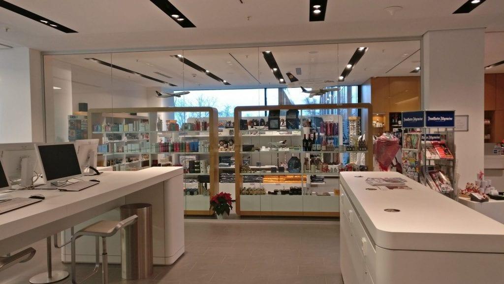 Tagungshotel Lufthansa Seeheim Shop