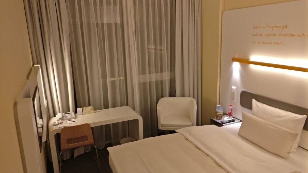 Tagungshotel Lufthansa Seeheim Zimmer