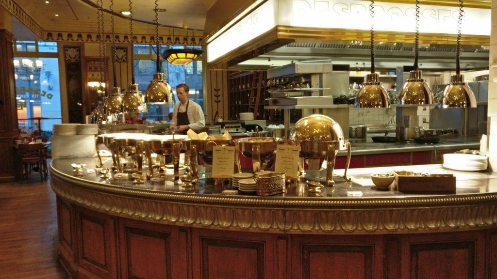 The Ritz Carlton Berlin Frühstück Warme Speisen