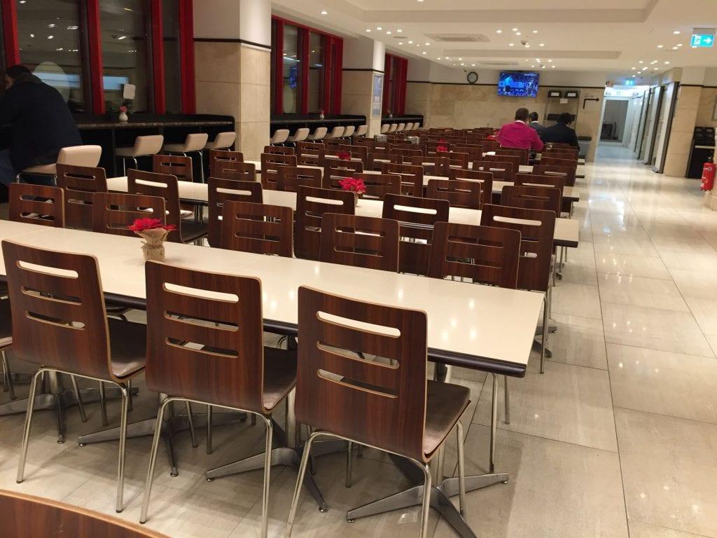 Toyoko Inn Frankfurt Hbf Frühstücksraum