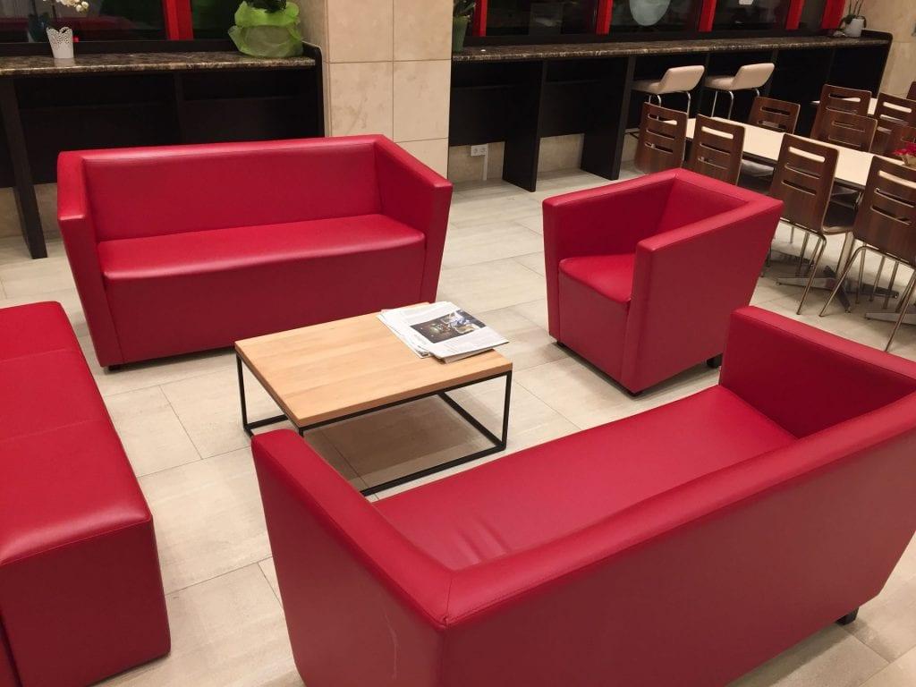 Toyoko Inn Frankfurt Hbf Lobby