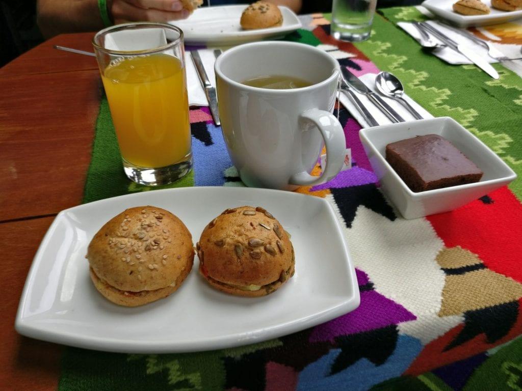 Vistadome Perurail Snack