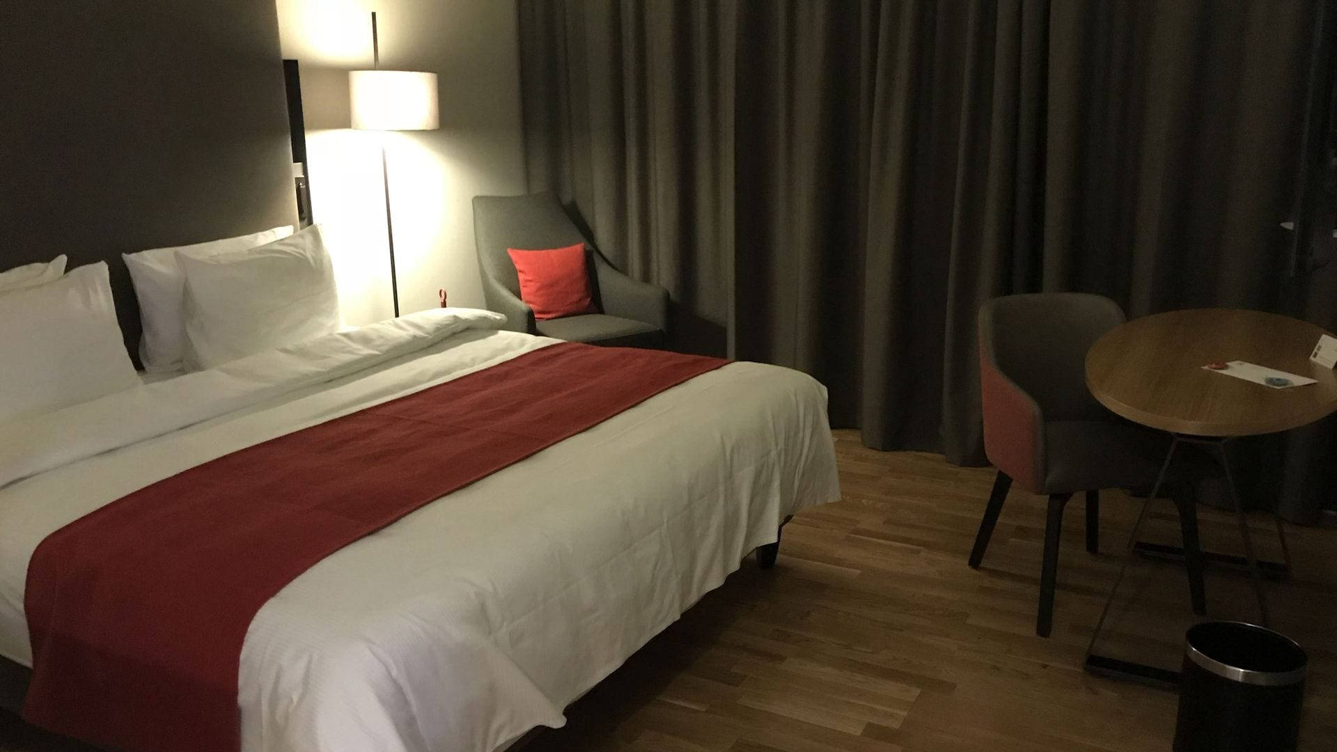 Review: Holiday Inn Hamburg City Nord - solides Business-Hotel