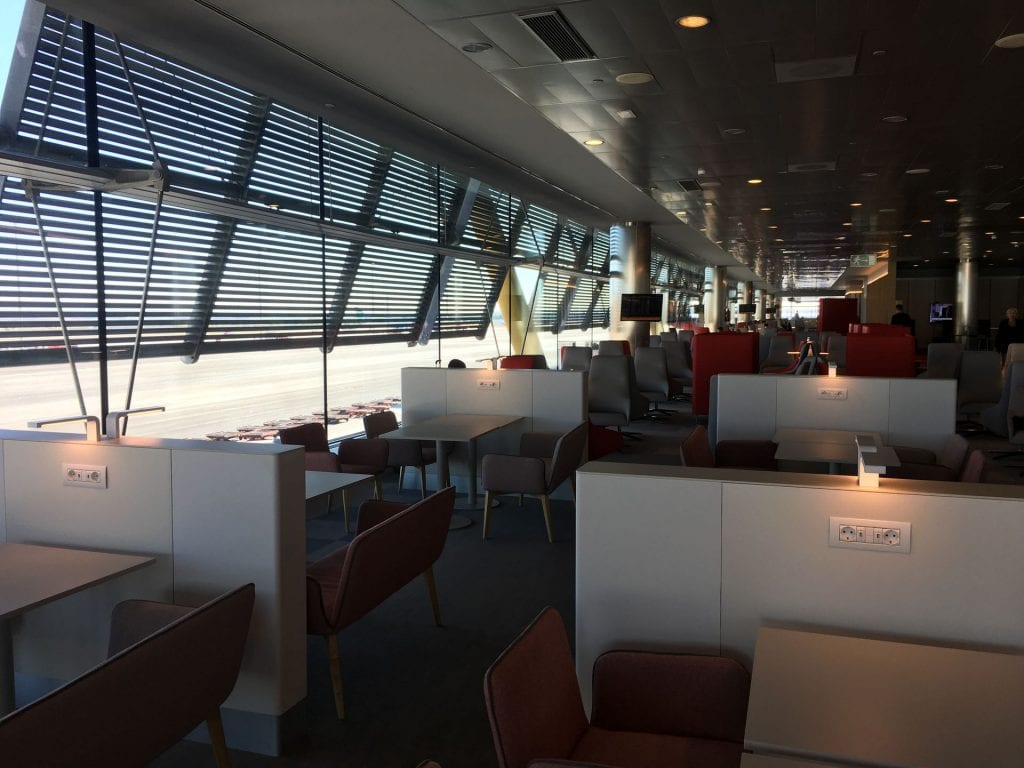 iberia lounge madrid lounge bereich 2