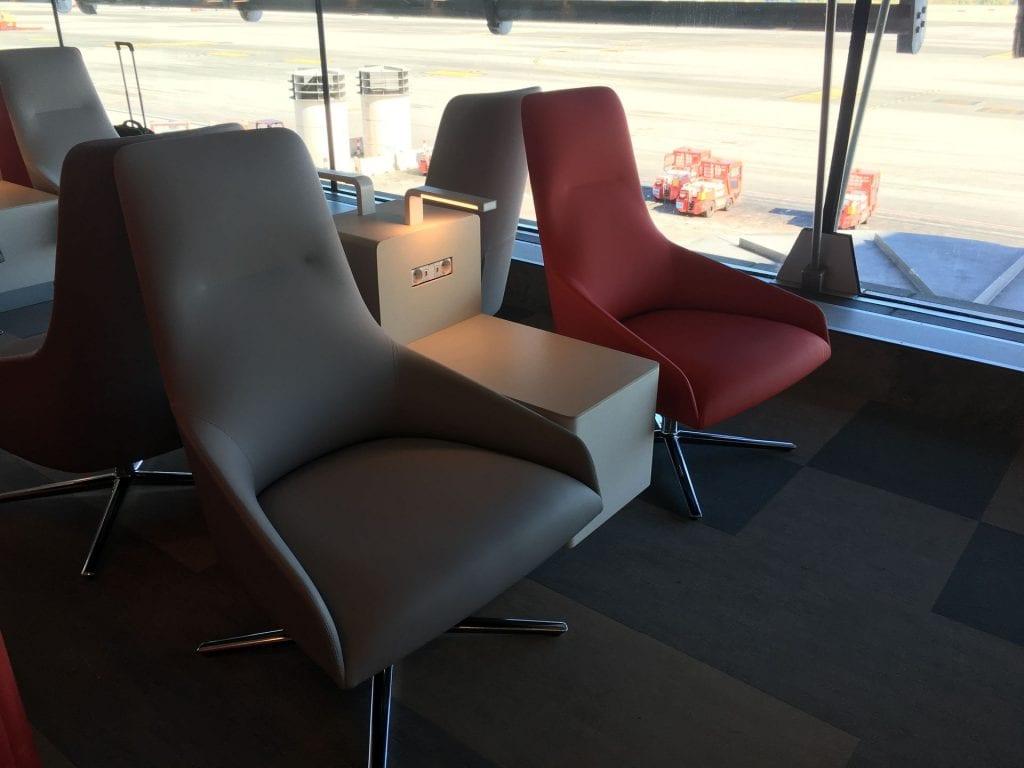 iberia lounge madrid sitzgelegenheiten 4