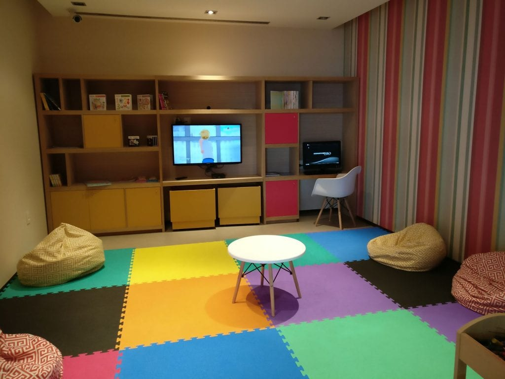 Aeropuertos VIP Club Montevideo Kids Room